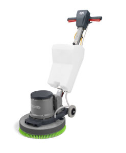 This is a multipurpose machine that caters for primary functions of scrubbing, shampooing and polishing all kinds of floors and carpets